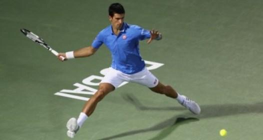 ATP MASTERS 500 DUBAI: Novak lagano do polufinala sa Berdihom, Ćorić šokirao Marija