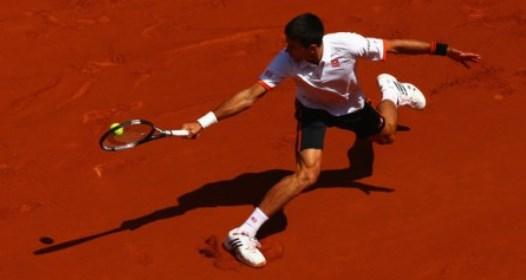 ROLAN GAROS - SEDMI DAN: Novak maksimalno, Serena se opet provukla protiv Azarenke