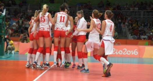 OLIMPIJSKE IGRE U RIO DE ŽANEIRU - 5. DAN: Slabi rezultati Srbije, odbojkašice svetla tačka
