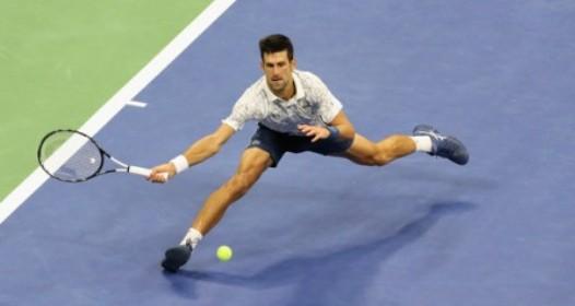 OTVORENO PRVENSTVO AMERIKE U TENISU US OPEN 2018 - POLUFINALE: Novak lako savladao Nišikorija, Del Potro poslednja prepreka na putu do nove titule