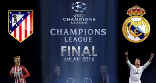 FINALE FUDBALSKE LIGE ŠAMPIONA U MILANU: Real 11. put prvak Evrope, novi maler Atletika