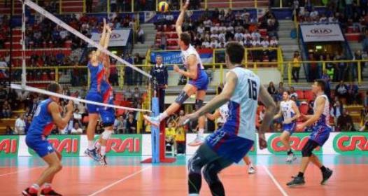 EVROPSKO PRVENSTVO ZA ODBOJKAŠE: Rusija prejaka, Srbija u osmini finala protiv Estonije