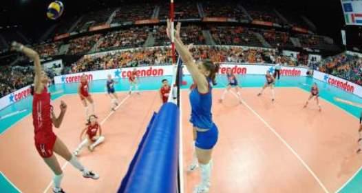 EVROPSKO PRVENSTVO ZA ODBOJKAŠICE: Rusija u finalu,  Srbija za bronzu protiv Turske