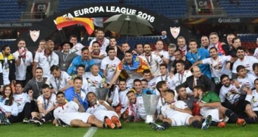 FINALE LIGE EVROPE U FUDBALU: Novi trijumf Sevilje, Liverpul nokautiran u drugih 45 minuta