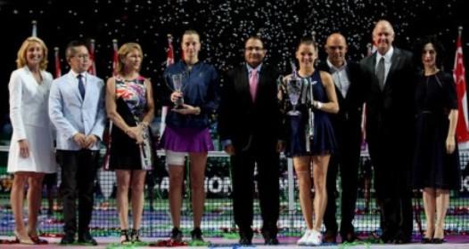 ZAVRŠEN WTA ŠAMPIONAT U SINGAPURU: Nepogrešiva Radvanska osvojila titulu