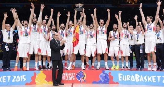 ZAVRŠENO EVROPSKO PRVENSTVO U KOŠARCI: Španija šampion, Srbija četvrta