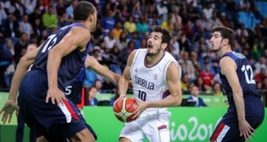 OLIMPIJSKE IGRE U RIO DE ŽANEIRU - 6. DAN: Ređaju se porazi, srpski tim sve dalje od medalje