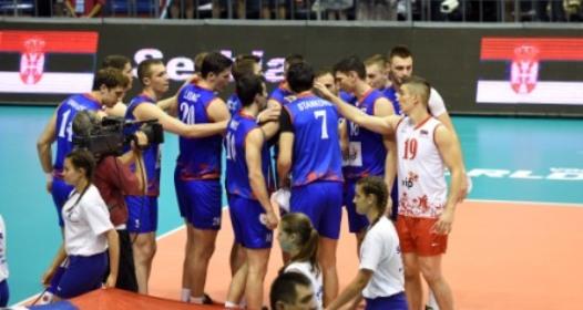 SVETSKA LIGA ZA ODBOJKAŠE: Srbija jedina neporažena ekipa posle šest mečeva