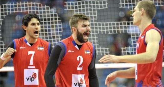 FINALNI TURNIR SVETSKE LIGE ZA ODBOJKAŠE: Srbija bolja od Italije, okršaj za zlato s Brazilom