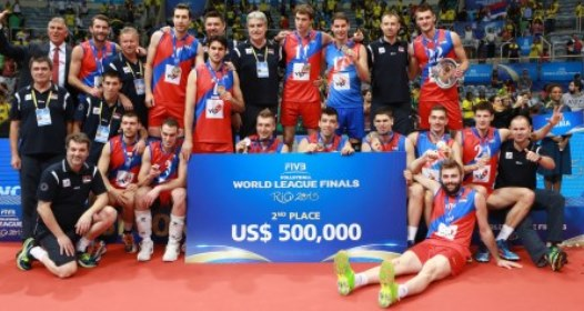 FINALE SVETSKE LIGE U ODBOJCI: Titula Francuskoj, Srbija po peti put vicešampion