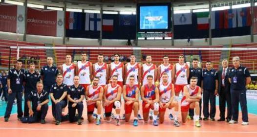 POČELO EVROPSKO PRVENSTVO U ODBOJCI: Srbija dobila maratonski duel protiv Slovačke