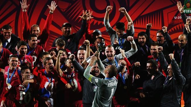ZAVRŠEN MUNDIJAL ZA FUDBALERE DO 20 GODINA: Srbija šampion sveta, pao i Brazil!