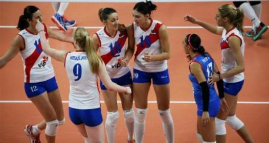 EVROPSKO PRVENSTVO ZA ODBOJKAŠICE: Srbija u polufinalu, čelindž pobeda protiv Belgije