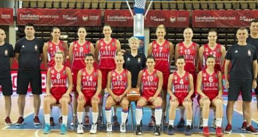 EVROPSKO PRVENSTVO U KOŠARCI ZA DAME: Srbija u finalu, za zlato protiv Francuskinja