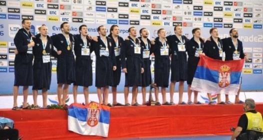 ZAVRŠENO EVROPSKO PRVENSTVO U VATERPOLU: Srbija šampion treći put zaredom