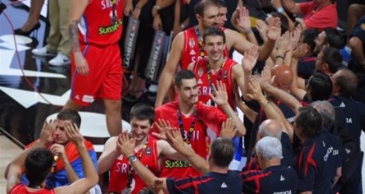 SVETSKO PRVENSTVO U KOŠARCI 2014: Srbija vicešampion planete, Amerikanci