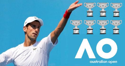 SUTRA POČINJE OTVORENO PRVENSTVO AUSTRALIJE U TENISU 2020: Opet loš žreb za Novaka, Cicipas čeka u četvrtfinalu, Federer u polufinalu