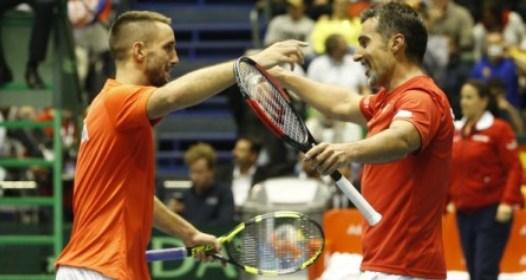 SVETSKA GRUPA DEJVIS KUPA - ČETVRTFINALE: Srbija deklasirala Španiju, u polufinalu rival Francuska