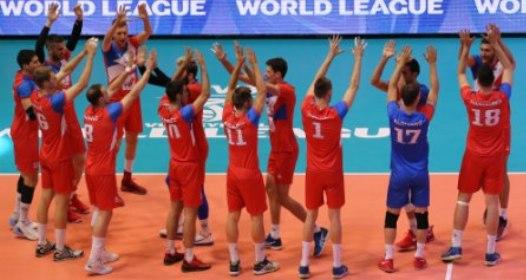 SVETSKA LIGA ZA ODBOJKAŠE 2017: Izvanredan drugi vikend za Srbiju, tri pobede, revanš Belgijancima