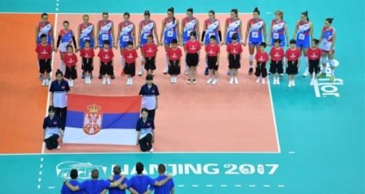 FINALNI TURNIR SVETSKOG GRAN PRIJA 2017 ZA ODBOJKAŠICE: Srbija u polufinalu protiv Brazila