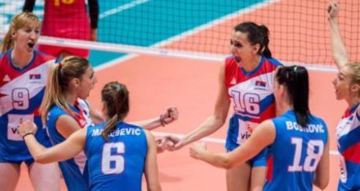SVETSKI GRAN PRI ZA ODBOJKAŠICE 2017: Srbija kao najbolja ide na finalni turnir