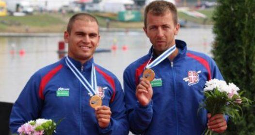 ZAVRŠENO SVETSKO PRVENSTVO U KAJAKU I KANUU: Tri medalje za Srbiju, zlato i dve bronze