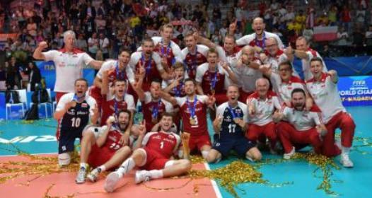 ZAVRŠENO SVETSKO PRVENSTVO ZA ODBOJKAŠE U ITALIJI I BUGARSKOJ 2018: Poljska odbranila tron, Srbija četvrta
