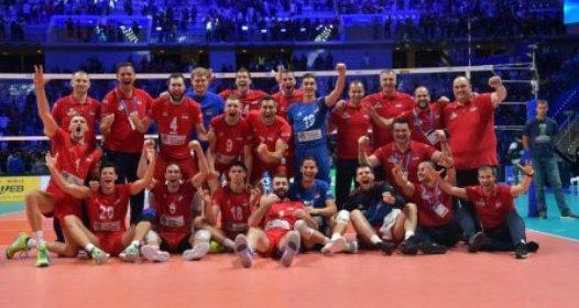 SVETSKO PRVENSTVO ZA ODBOJKAŠE U ITALIJI I BUGARSKOJ 2018: Srbija u polufinalu protiv Brazila