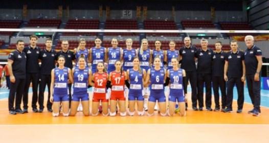 SVETSKO PRVENSTVO ZA ODBOJKAŠICE U JAPANU 2018: Srbija prva u grupi, u nastavku takmičenja bez povređene Bojane Milenković