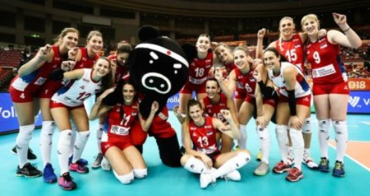 SVETSKO PRVENSTVO ZA ODBOJKAŠICE U JAPANU 2018: Srbija nanela prvi poraz Italiji,  u polufinalu protiv Holandije