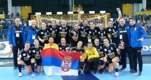SVETSKO PRVENSTVO ZA RUKOMETAŠICE U NEMAČKOJ 2017: Srbija prva u grupi, rival u osmini finala Crna Gora