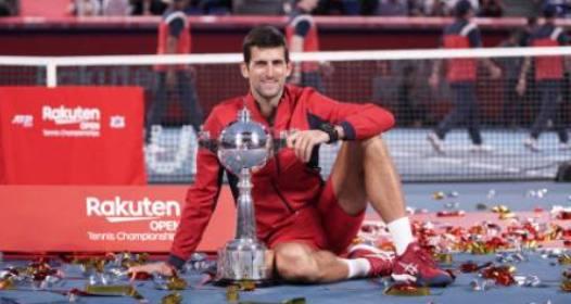 ZAVRŠEN ATP 500 TENISKI TURNIR U TOKIJU: Novak se prošetao do titule, dobra priprema za Olimpijadu naredne godine