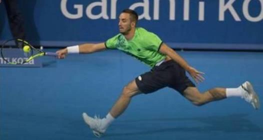 ATP 250 TURNIR U SOFIJI: Viktor u polufinalu, bez problema do pobede protiv Filipa Kolšrajbera