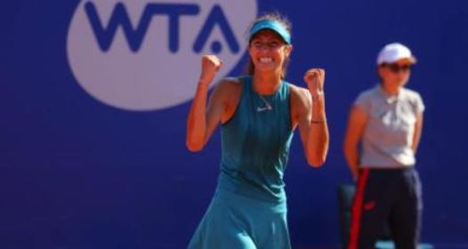 ZAVRŠEN WTA MOSKVA RIVER KUP: Olga Danilović šampionka, napredak od 75 mesta na svetskoj rang listi
