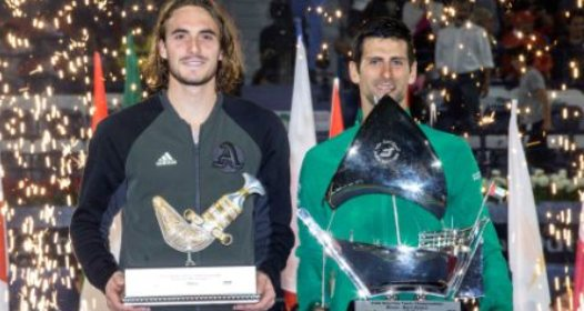 ZAVRŠEN ATP 500 TENISKI TURNIR U DUBAIJU: Novak nastavlja pobednički niz, Cicipas bez šanse u finalu
