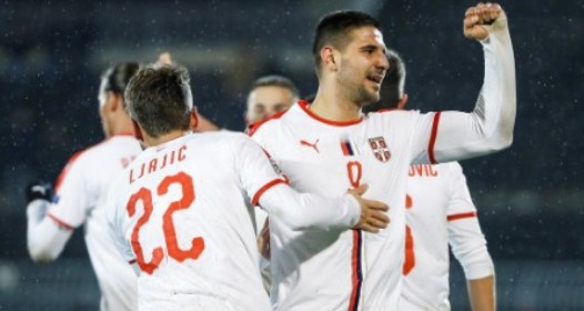 ZAVRŠENA GRUPNA FAZA UEFA LIGE NACIJA: Srbija jedan od pobednika C lige, od sledeće godine u višem rangu takmičenja