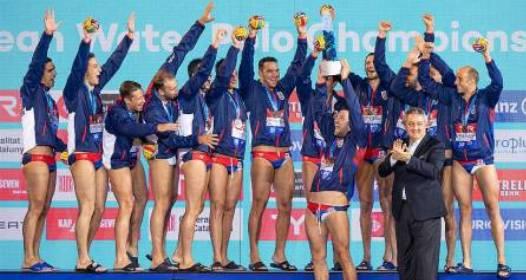 ZAVRŠENO EVROPSKO PRVENSTVO U VATERPOLU BARSELONA 2018: Srbija odbranila tron, četvrto evropsko zlato u nizu