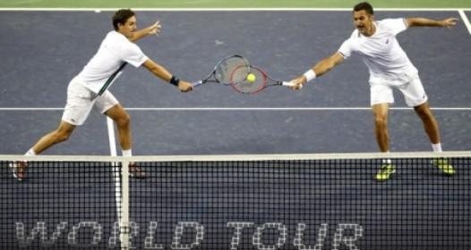 ATP/WTA MASTERS INDIJAN VELS: Neverovatan podvig Zimonjića i Vaslana, Novak u četvrtfinalu