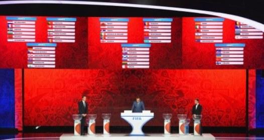 ŽREB ZA SVETSKO FUDBALSKO PRVENSTVO U RUSIJI: Srbija u najslabijoj kvalifikacionoj grupi
