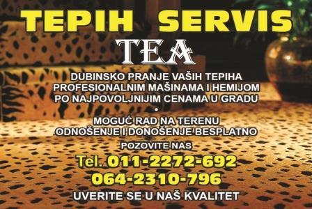TEPIH SERVIS TEA BEOGRAD