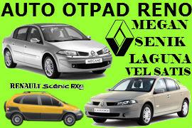 AUTO OTPAD RENO BEOGRAD POLOVNI DELOVI RENAULT MEGANE SCENIC LAGUNA