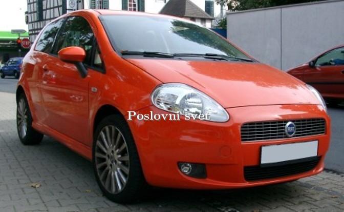 Polovni Delovi Fiat Stilo Grande Punto Doblo šabac Novi Sad