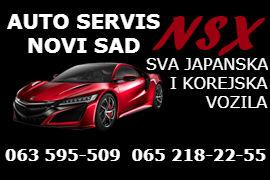 AUTO SERVIS NSX DELOVI ZA JAPANSKA I KOREJSKA VOZILA NOVI SAD