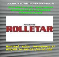 SERVIS ZA ROLETNE FUN HOUSE NOVI SAD