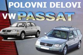 POLOVNI DELOVI VW PASSAT B6 B5.5 ZRENJANIN PANČEVO NOVI SAD BEOGRAD
