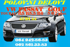 AUTO OTPAD DUKA VW PASSAT GOLF ŠABAC POLOVNI DELOVI VW PASSAT BEOGRAD