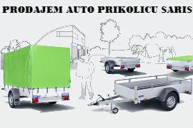 PRODAJEM AUTO PRIKOLICU SARIS SMEDEREVSKA PALANKA BEOGRADSKI REGION