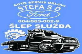 ŠLEP SLUŽBA SMEDEREVO POŽAREVAC BEOGRAD AUTO OTPAD SERVIS STEFA SD