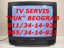 TV SERVIS VUK BEOGRAD POPRAVKA TELEVIZORA I MONITORA ZVEZDARA
